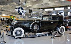 https://flic.kr/p/w8Mf5U | 1930 Duesenberg Model SJ Murphy Town Car - 320 HP Supercharged - LH side | Lyon Air Museum - Santa Ana, CA  Press L to enlarge