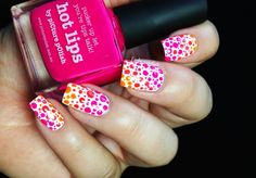 Dotticure killed me. Fashion Polish: piCture pOlish Blog Fest 2013 : Neon Dotticure and tutorial!