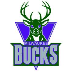 NBA Milwaukee Bucks Logo [EPS File]