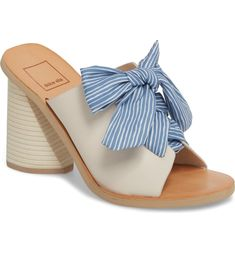Amber Lace-Up Sandal, Main, color, Ivory Leather