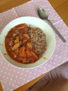EatItFit!: Dietetyczny gulasz z indyka