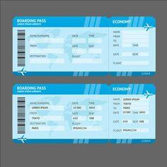 Invitation anniversaire Carte d'embarquement | Carte d'embarquement, Invitation carte d ...