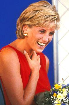 Princess Diana......
