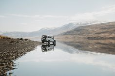 Canadian-based photographer Mike Seehagel spent 100 days traveling through Iceland with an Isak 4x4.