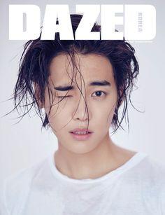 Jaewon aka ONE - Dazed Korea