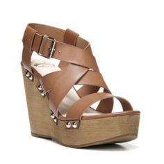 Fergalicious Libby Women's Wedge Sandals