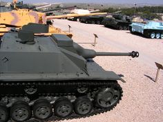 The Sturmgeschütz III (StuG III) assault gun was Germany's most produced armoured fighting vehicle during World War II. It was built on the chassis of the proven Panzer III tank. Initially intended as a mobile, armoured light gun for infantry support, the StuG was continually modified and was widely employed as a tank destroyer...