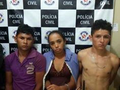 Polícia desvenda duplo homicídio ocorrido na zona rural de Uruará e esposa de vítima é presa. Leia no meu blog http://joabe-reis.blogspot.com.br/2015/10/policia-desvenda-duplo-homicidio.html