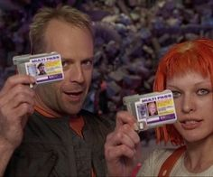 """Multipass. """"Yes, she knows it's a multipass. Anyway, we're in love."""""""