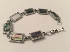 Armband Spiegelig Multicolor