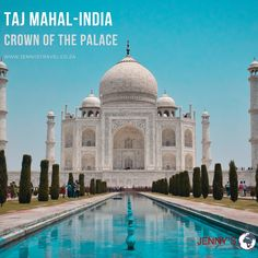 Taj Mahal is a famous Indian landmark and tourist magnet, attracting more than a million tourists every year. Taj Mahal, Best Hotel Deals, Best Hotels, Pride Hotel, Book Hotel Online, Swan Hotel, Agra Fort, Travel Specials, Travel List
