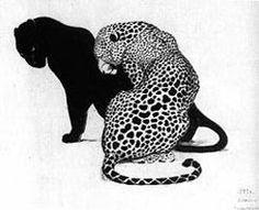 Изобр по > Леопард Графика