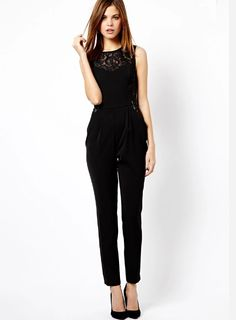 Looking for fashionable and affordable jumpsuit in Malaysia? Check out our comfortable lace jumpsuit!