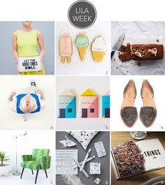 All the pretty things I liked this week.
