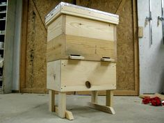 Layens Beehive Stand | Free Plans | Natural Beekeeping