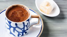 Is the Best Way to Make Coffee at Home! Turkish Coffee, the Secret Way to Brew the Best Cup at Home Turkish Coffee Reading, Turkish Breakfast, Turkish Coffee Cups, Coffee Cozy, Coffee Art, Coffee Break, Iced Coffee, Morning Coffee, Cupping At Home