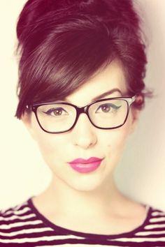 Gorgeous geek glasses