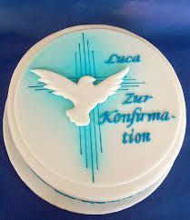 Picture result for piete konfirmation make yourself - Torte - Torten Fondant Cakes, Cupcake Cakes, Strawberry Roll Cake, Bible Cake, First Holy Communion Cake, Airbrush Cake, Religious Cakes, Geometric Cake, Confirmation Cakes