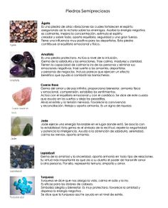 #Propiedades #Piedras #Gemas #semipresiosas