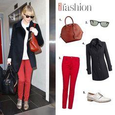 Street Style de Emma Stone, básicos todoterreno #HOLAFashion #streetstyle #holastreetstyle #celebritystyle