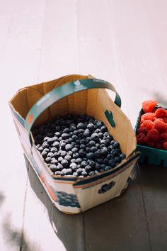 berry delivery // via thefirstmess.com