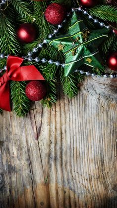 Tap image for more Christmas Wallpapers! Christmas - iPhone wallpapers @mobile9                                                                                                                                                                                 Más