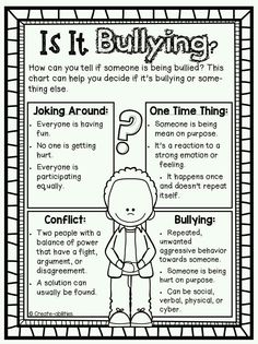 Bullying Activities Role Plays and Poster Set Bullying Activities Role Plays and Poster Set,bullying Related posts:Social Emotional Learning Journal Free Sample - EducationHow to Start Career Cafe (The Easy Way)! Elementary School Counseling, School Social Work, Elementary Schools, Middle School Counselor, Counseling Activities, Therapy Activities, Group Counseling, Classroom Behavior, Classroom Management