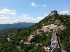 Great Wall Of China | 万里长城 in Yanging, 北京市