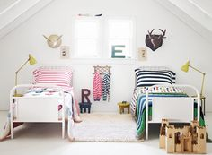 Shared Kids Room by Hanna Home Collection