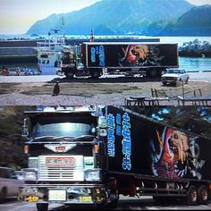 Images about #冷凍輸送のパイオニア tag on instagram Big Rig Trucks, Rigs, Track, Wedges, Runway, Truck, Semi Trucks, Track And Field, Big Trucks