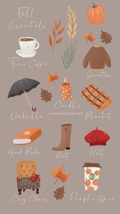 Autunno coccole e pensieri drawing Wallpaper IG: Autumn Cozy, Autumn Fall, Winter, Autumn Morning, Autumn Leaves, Autumn Aesthetic, Happy Fall Y'all, Hello Autumn, Autumn Inspiration