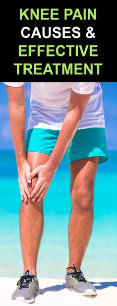 Knee Pain Causes & Treatment with Effective Ancient Herbal Remedies #kneepain #kneepaincauses #kneepaintreatment #kneepainrelief #kneepainsymptoms #InsideKneePain #NervePainInLegFromBack #ExtremeSciaticNervePain #ToothNervePainRelief Sciatic Pain, Douleur Nerf, Knee Arthritis, Rheumatoid Arthritis, Chiropractic Treatment, Knee Pain Relief, Nerve Pain, Knee Injury