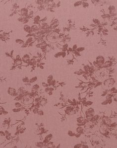 Wallpaper Design 'Hakgala' reference 4400047 - Red  #Paper Moon #Interior Design #Wallpaper