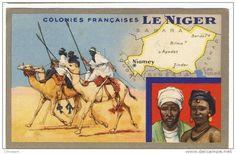 Колониальный Нигер.