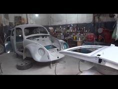 Mmotors ®: 19_chamando atenção sutilmente do pintor   restauração fusca ...