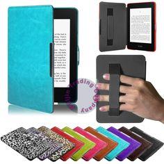 Premium Slim Leather Smart Case Cover For New Amazon Kindle Paperwhite 5 #UnbrandedGeneric