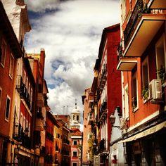 Barrio La Latina-Madrid. Patricia Bustos