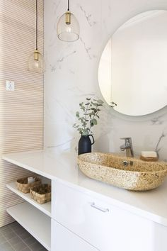 Modern Contemporary Bathrooms, Modern Bathroom, Small Bathroom, Downstairs Bathroom, Laundry In Bathroom, Bathroom Design Inspiration, Home Decor Inspiration, Laundry Decor, Bathroom Toilets