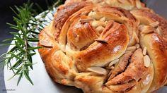 Hazelnut Soft Bread