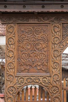 Acanthus, Wood Carvings, Wood Working, Leather Craft, Wood Art, Castles, Cnc, Modeling, Porch