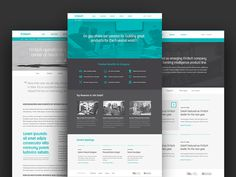 Financial Website by Dylan Mullins