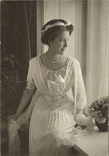 The Archuchess Elisabeth of Austria-Tuscany (1892-1930). She was a daughter of The Archduke Franz Salvator and his 1st wife, The Archduchess Marie Valerie of Austria. She was the wife (1912-1930) of The Count Georg of Waldburg of Zeil and Hohenems. Her children were The Count Franz Josef, and The Countesses Marie Valerie, Klementine, and Elisabeth.