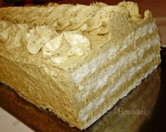 Czech Recipes, Russian Recipes, Pie Cake, Cake Cookies, Vanilla Cake, Nutella, Catering, Deserts, Coconut