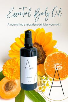 Try this body oil from A Skin, the perfect gift of self care - a skin care product for women looking for a skincare regime for healthy skin. This will leave your skin silky soft Skin Care Routine 30s, Skincare Routine, How To Exfoliate Skin, Facial Care, Diy Skin Care, Clean Beauty, Natural Skin Care, Healthy Skin, The Help