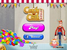 Candy Crush Saga (iPad)