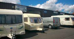 Coopers Caravans & Motorhome Services, UK, England. Repairs & Servicing. Camper Conversions.