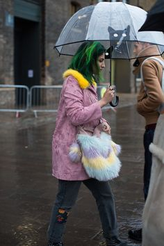 On the Street….Rainy Afternoon, London
