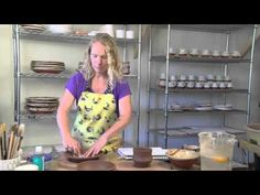 Altering Wheel Thrown Pottery to Integrate Form with Surface Illustration | Ceramic Arts Daily