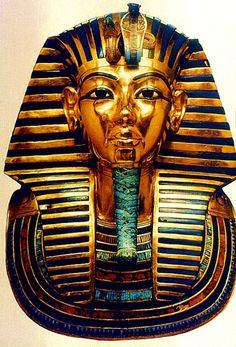 Death Mask of King Tut.