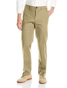Shop a great selection of Haggar Men s Premium No-Iron Straight-Fit  Invisible Flex Plain-Front Pant. Find new offer and Similar products for  Haggar Men s ... 2d2bf2e1c